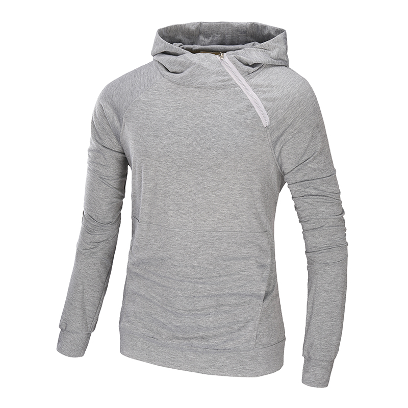 Men Hoodies & Sweatshirts 2019 Spring Autumn Men's Slim Hooded Sweatshirts Male Casual Sportswear Streetwear Brand Clothing 3XL