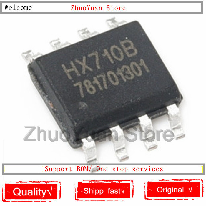10PCS/lot HX710B HX710 SOP8  New Original IC Chip