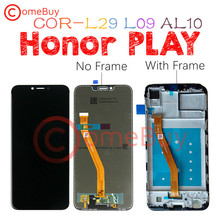 "6.3"" Display For Honor Play LCD Display Touch Screen Digitizer Assembly With Frame For Huawei Honor Play LCD COR L29 Replacement"