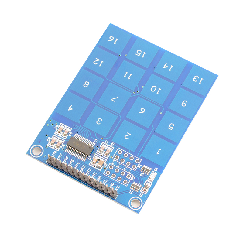 TTP229 16 Channel Capacitive Touch Switch Digital Touch Sensor Module