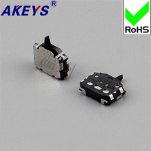 4pcs KFC-W-15 cylinder-less pin detection stroke detection bidirectional detection limit detection fretting switch цена и фото