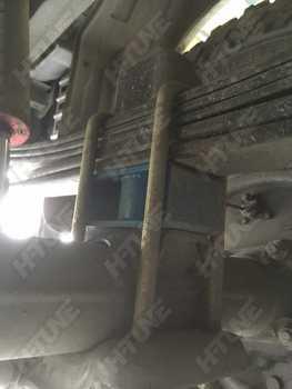 "H-TUNE 4x4 Suspension Block Lift Kits Raise 2.5\"" Front + 2\"" Rear for NAVARA D40 05-14"