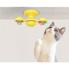 Игрушки для кошек интерактивный пазл тренировочный поворотный
