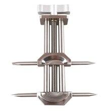 Инструмент для ремонта линз из нержавеющей стали тиски для 27 мм-107 мм фильтр объектива профессиональная Регулировка кольца