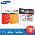 SAMSUNG Micro SD karte 64GB 128GB High Speed 100 MB/S Speicher Karte EVO Plus Class10 TF karte 256GB C10 UHS-I U3 cartao de memoria