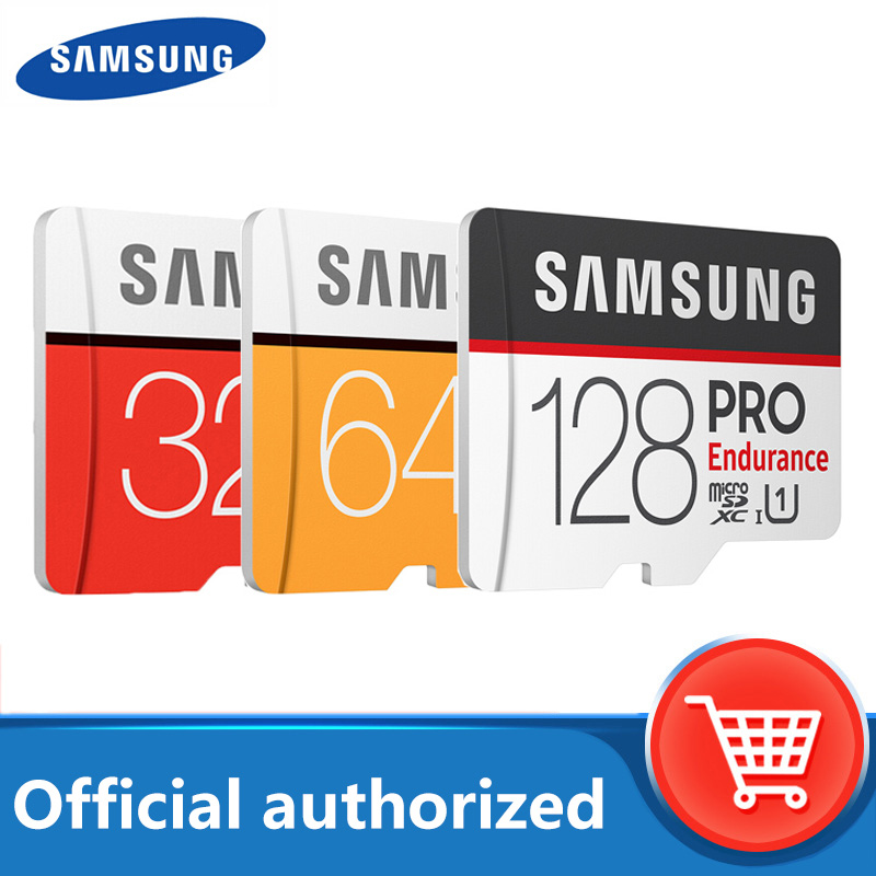 SAMSUNG-tarjeta Micro SD de alta velocidad, 64GB, 128GB, 100 MB/S, EVO Plus Class10, TF, 256GB, C10, UHS-I, U3