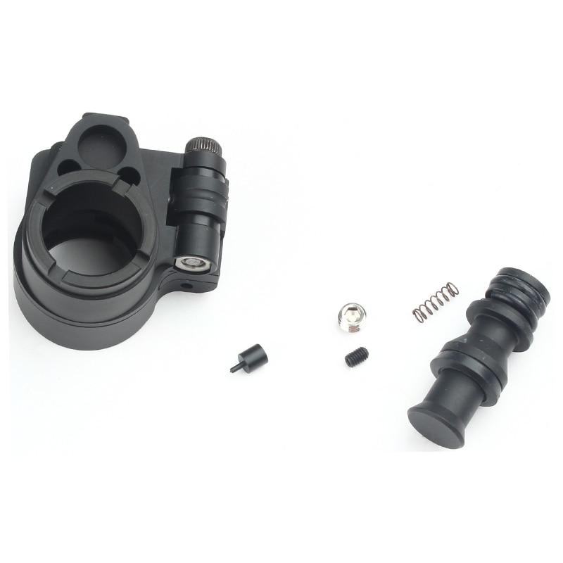 AR15 AR10 .223 .308 M4/M16 Gen3-M AR Tactcal Складной адаптер Охотничьи Аксессуары для AR-15/M16 серии черный