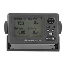ONWA KP 32 GPS/SBAS Marine Navigator 4.5 นิ้วจอแสดงผลLCDนำทางGPS Locator Marine Navigator araba aksesuar