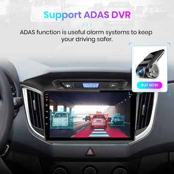 Junsun V1 Android 10 2GB+32GB DSP Car Radio multimedia Video player GPS Navigation For hyundai Creta ix25 2 din no dvd