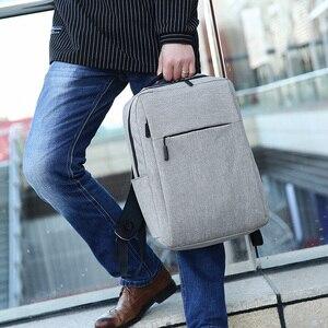 Image 5 - USB Backpack Mens School Bag Rucksack Anti Theft Men Backbag Travel Daypacks Male Leisure Backpack Mochila Women Girl Bag