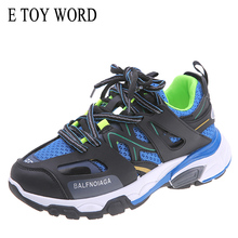 E TOY WORD New Fashion womens sneakers Breathable casual shoes Ladies shoes lace up platform Women Sports Shoes Women Shoes