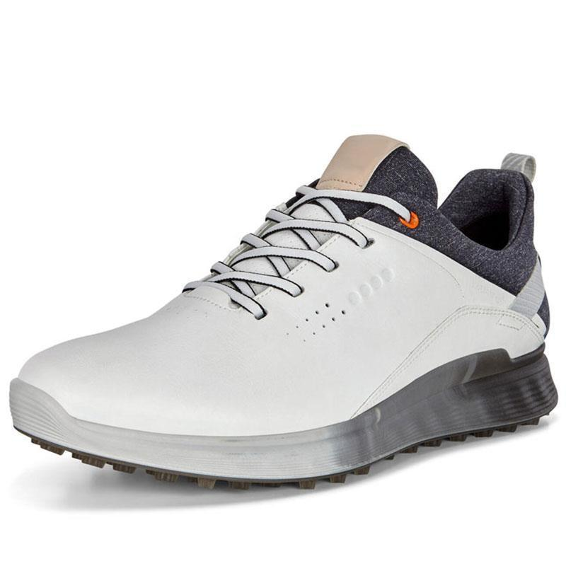 2020 New Brand Men Golf Shoes Genuine Leather Golf Sport Training Sneakers for Men 1