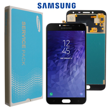 10 Cái/lốc Incell TFT LCD Dành Cho SAMSUNG Galaxy SAMSUNG Galaxy J4 2018 J400 J400F J400G/DS Màn Hình Hiển Thị LCD Với Màn Hình Cảm Ứng hội Thay Thế
