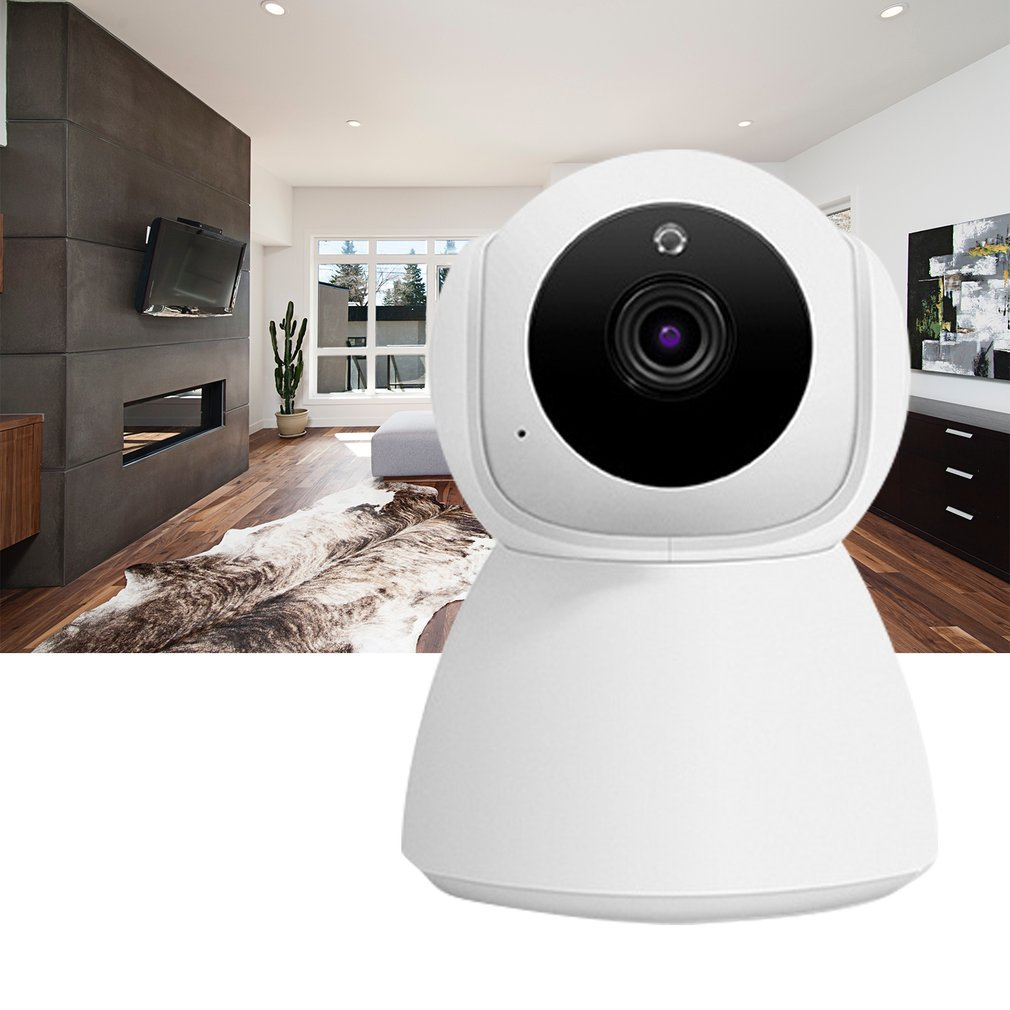 HD 1080P Wireless IP Camera 360Degree Panoramic View Home Security CCTV Camera P2P Motion Detection Snowman Robot Wifi IP Camera