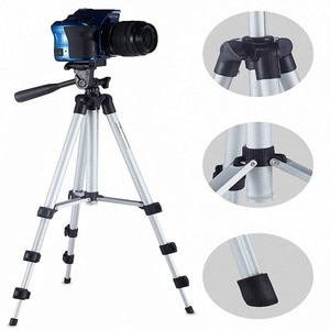 Image 2 - 40 인치 삼각대 4 섹션 경량 삼각대 휴대용 삼각대 소니 카메라 용 니콘 용 캐논 용