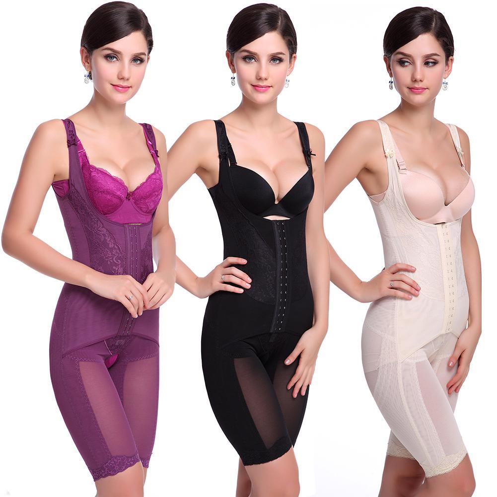 Kuulee Women UltraSlim Magnetic Fullbody Slimming Corset Body Shapewear