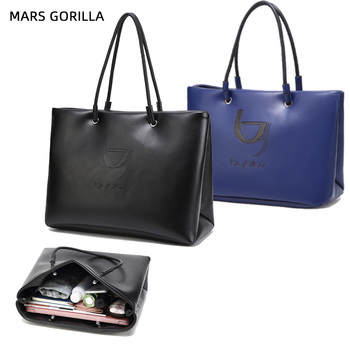 Women Handbags Female Leather Casual Tote Bag Large Capacity PU Soft New Fashion Leather Strap Bags 2020 Recommende Summer