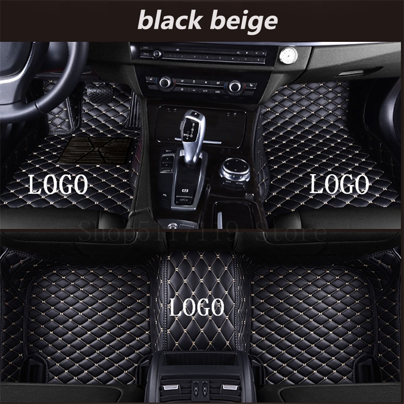 Floor-Mat Accessor Custom Car Luxury Suitable-For title=