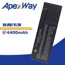 4400mAh Batteria per SONY VGP BPL24 VGP BPS24 VAIO VGN SVS13 SVS13115 SVS13117 SVS13118 SVS13119 SVS13123 SVS13125 SVS13126