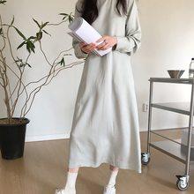 Robe en tissu Tencel, 20 stylistes coréens, haute qualité, mode élégante, polyvalente