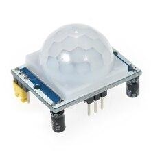 HC-SR501 инфракрасный датчик ПИР Регулировка ИК пироэлектрический инфракрасный PIR датчик движения Детектор Модуль тела модуль движения для Arduino