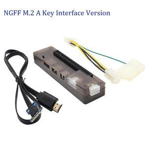 Image 5 - NGFF PCI E Version PCIe PCI E V8.4D EXP GDC Station daccueil pour ordinateur portable/Station daccueil pour carte vidéo pour ordinateur portable externe
