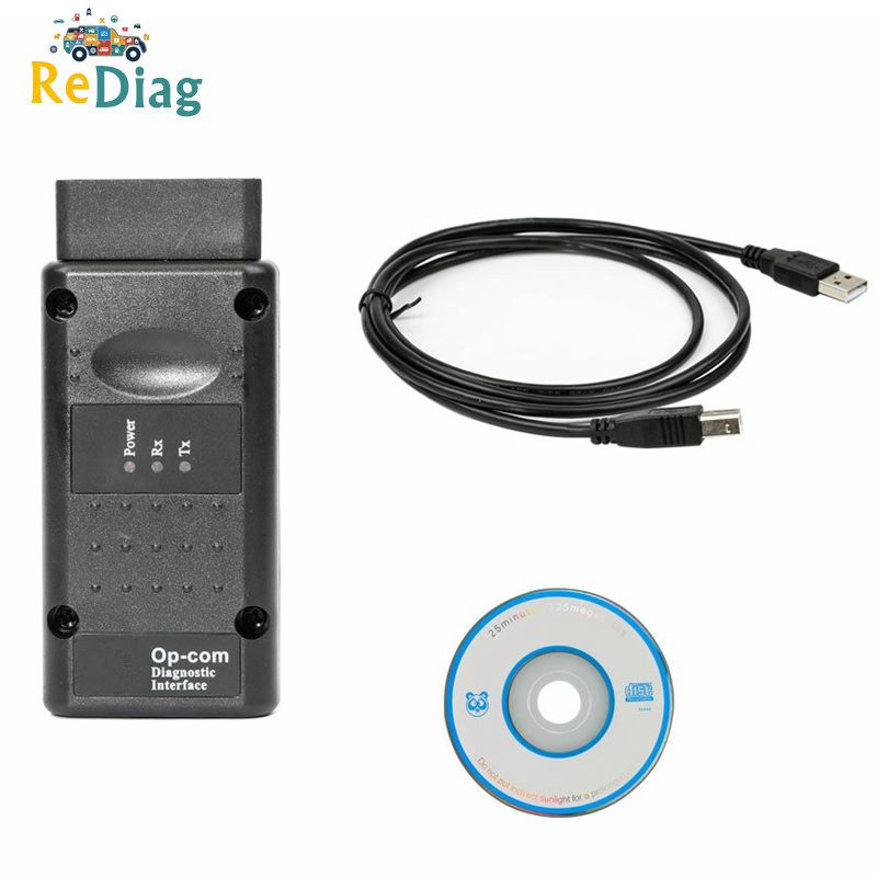 Newest Firmware OPCOM <font><b>1.99</b></font> 1.95 1.78 1.70 1.65 1.59 OBD2 CAN-BUS Code Reader For Opel <font><b>OP</b></font>-<font><b>COM</b></font> Diagnostic PIC18F458 FTDI Chip image