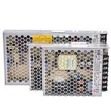 MEAN WELL LRS-35 50 75 100 W 3.3V 5V 12V 15V 24V 36V 48V meanwell LRS-100 3.3 5 12 15 24 36 48 V 100W Switching Power Supply
