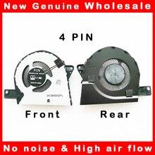 Охлаждающий вентилятор для ноутбука, радиатор для Dell Latitude 5580, вентилятор, радиатор, 0C5F86 C5F86 EG50060S1-C330-S9A DC28000IZSL