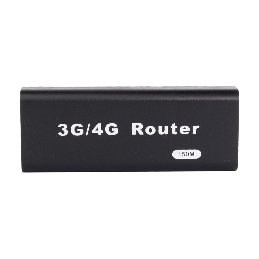 Portable 3G/4G WiFi Router Mini Mobile Wlan Hotspot Router 150Mbps RJ45 USB Pocket Wi-fi Router For Mac IOS Windows Android