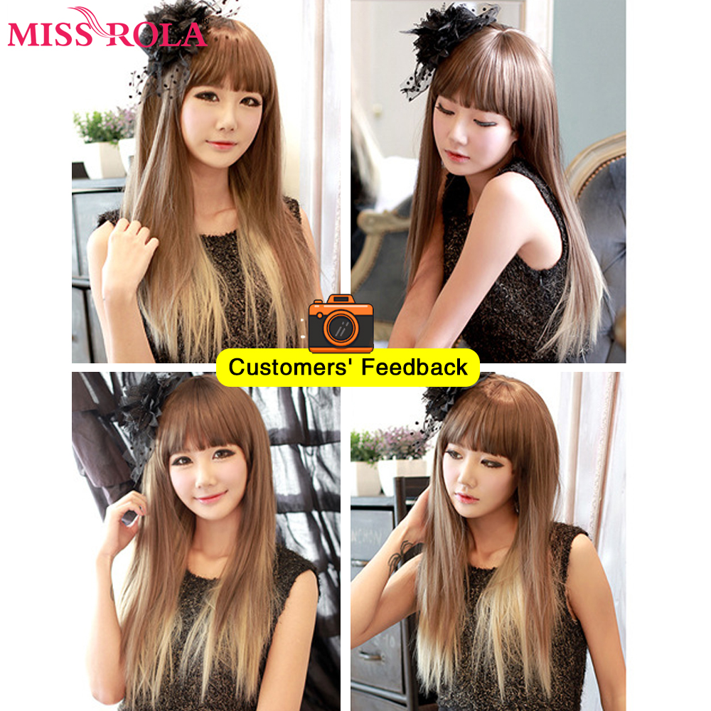 Hot DealsHairpieces Synthetic-Hair-Extension Pony-Tail High-Temperature Straight Long 24inch 100gá