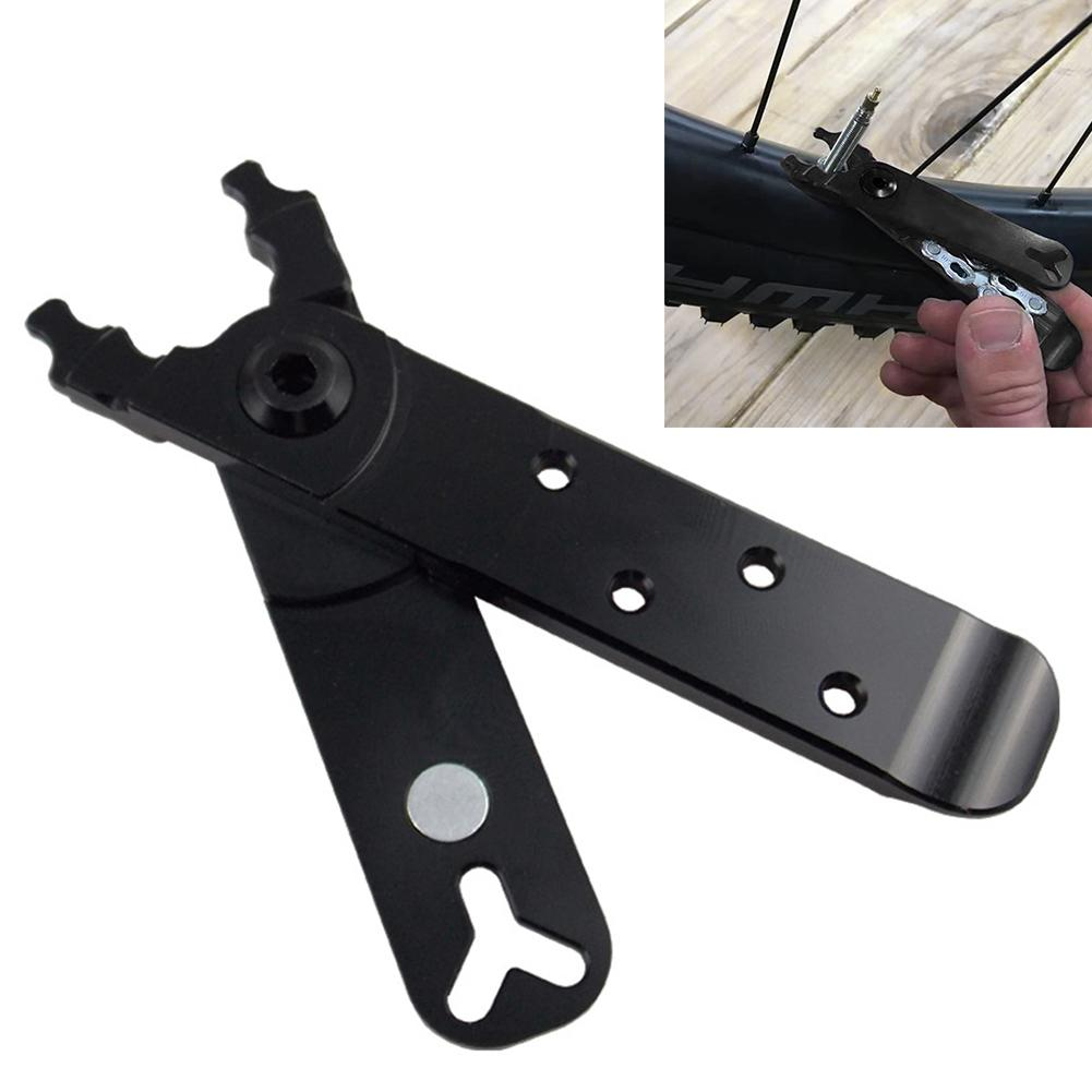 Cycling Bike Accessories Multi-function Bicycle Repair Tool Masterlink Pliers Chain Splitter Remover Wolftooth Components