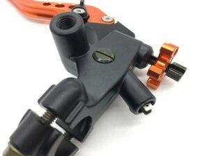 Image 5 - Alavancas da bomba de embreagem e do freio hidráulico de motocicleta, CNC, acessórios do cilindro mestre, 7/8 polegadas, pistão 12,7 mm, universal, para Honda, Yamaha