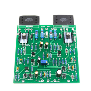 Image 4 - SUQIYA Hi Fi UK NAIM NAP180 75 واط + 75 واط مكبر كهربائي عدة قنوات مزدوجة لوحة الانتهاء جديد Sanken 2922