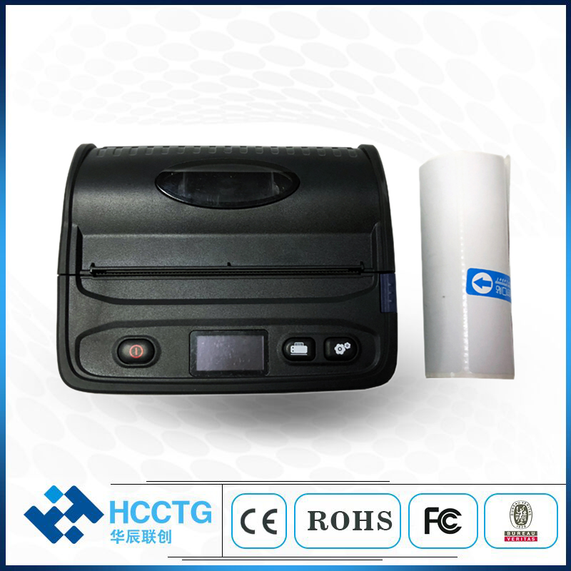 Original Manufacturer 4inch  Mini Label Portable Mobile Printer Android Bluetooth Thermal Receipt /label Printer POS L51