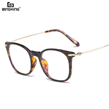 BINGKING Computer Anti Blue Light Glasses Frame Women Eye Pr