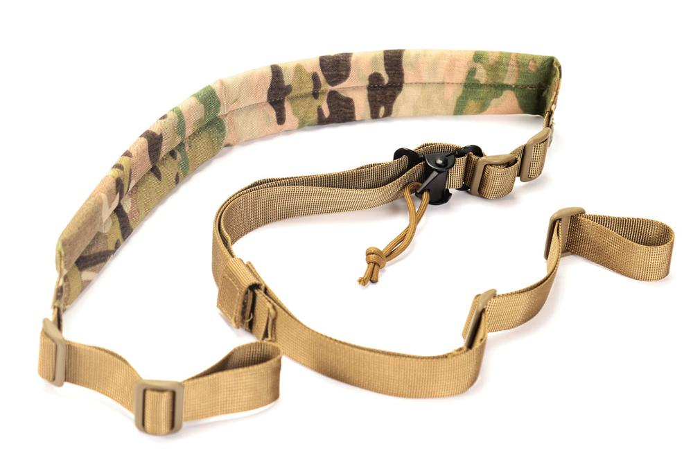 Hunting Accessories 2 Point VTAC Gun Sling Adjustable Military Belt Airsoft And Milsim Shooting Rifle Sling Tactical Rifle Strap