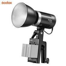 Godox ML60 Studio lumière LED Portrait photographie lumière de remplissage 60W 5600K CRI96 TLCI97 écran LCD Godox-Mount avec poignée sac de transport