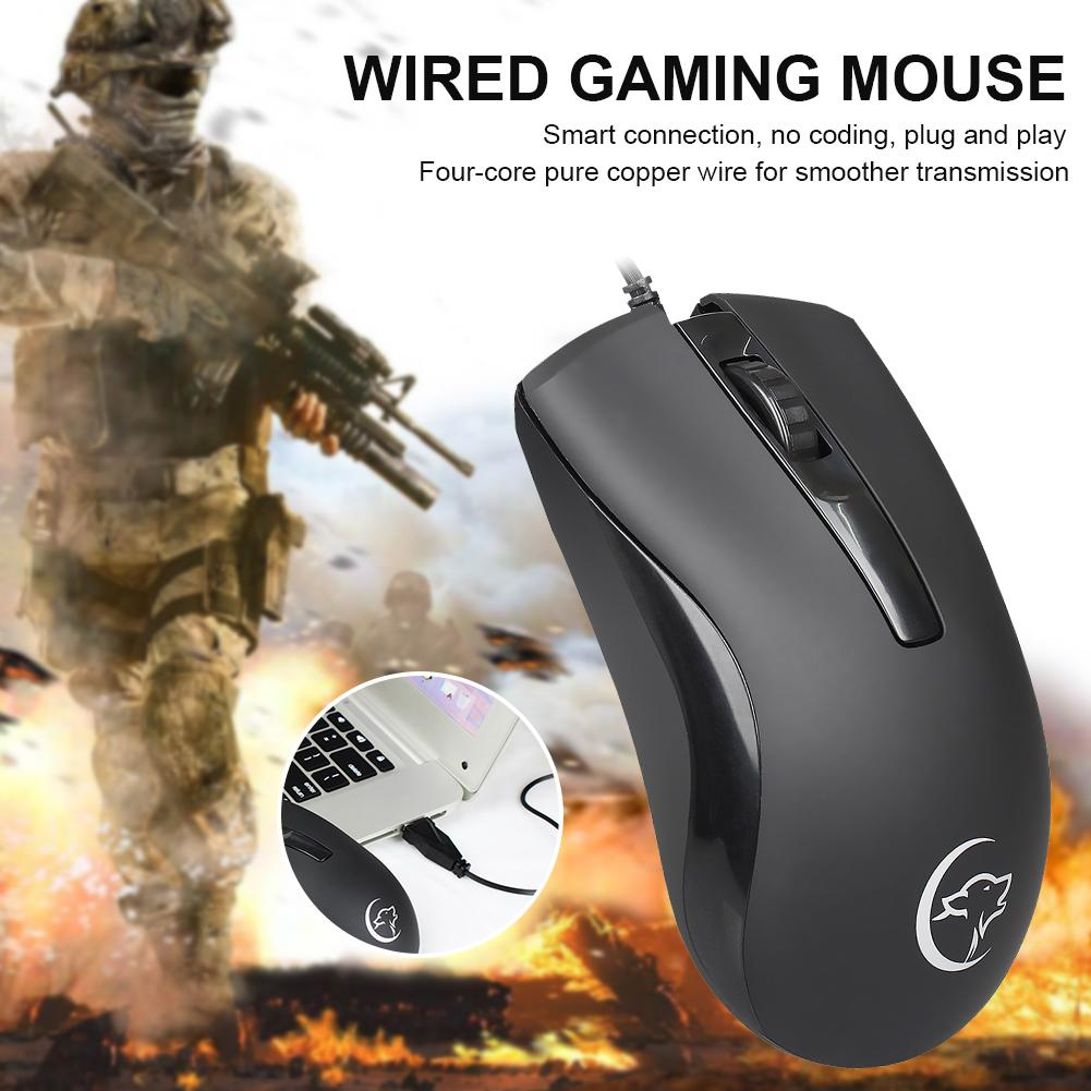 Wired Gaming Mouse for YWYT G831 USB Ergonomic Wear - Resistant High - Performance Ergonomic Computer Mouse Keyboard Mouse Combo