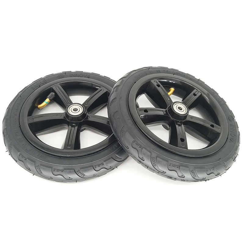 8 pulgadas neumático para escúter eléctrico 8X1 1/4 neumático interior 200x45 neumático rueda entera