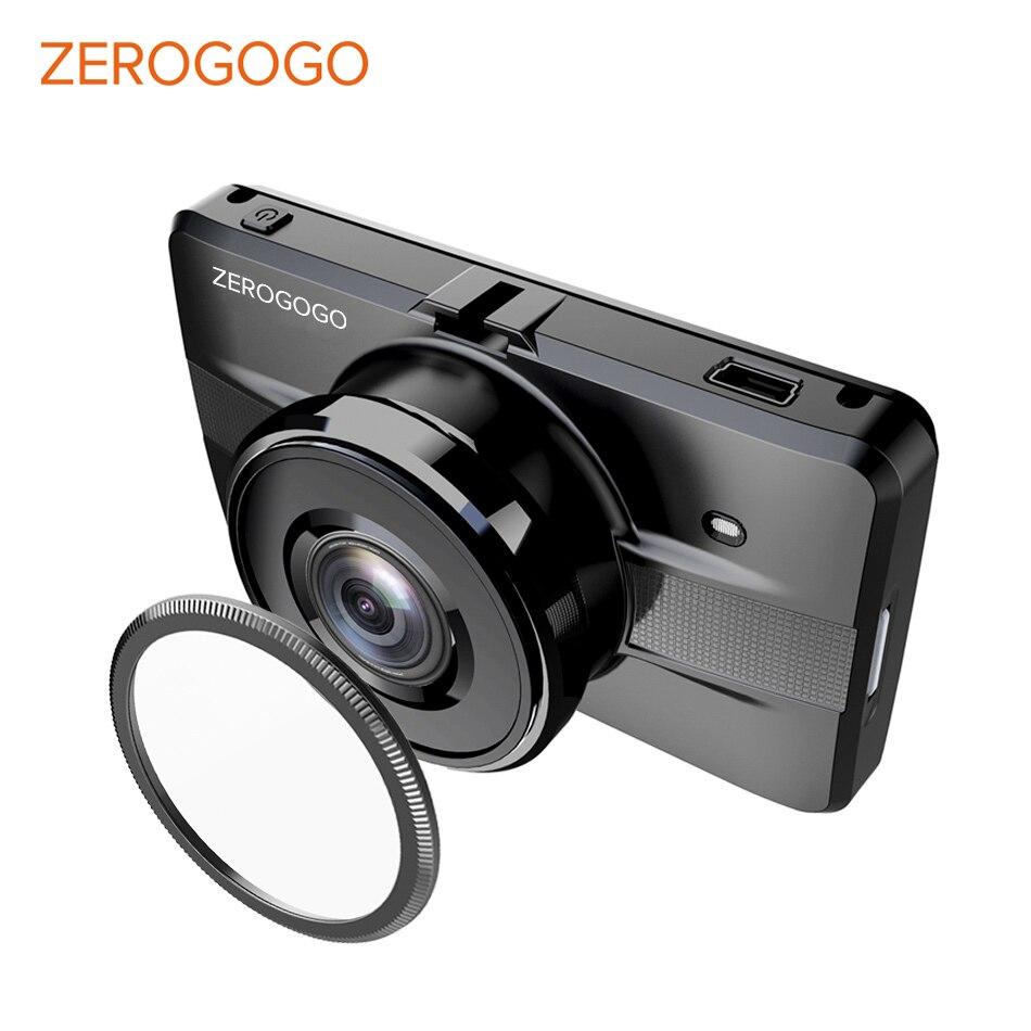 Novatek HD 1080P 3.0 pulgadas LCD coche Dash Cámara DVR Vehículo Cámara Grabadora Metalic