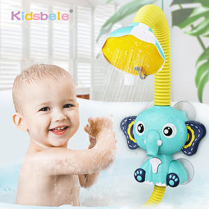 Faucet Toys Model Water-Spray-Toy Shower Elephant Bathroom Baby Electric Swimming Kids