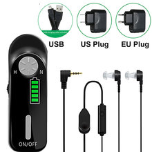 AXON Rechargeable Hearing Aids Sound Amplifier Digital Hearing Aid Noise Reduction Hearing Assistance Device for Elder Seniors