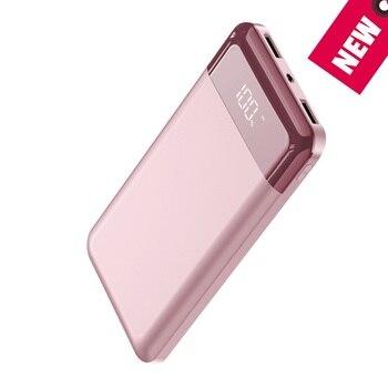 Nowy Powerbank 30000mAh powerbank duża pojemność zewnętrzna bateria PoverBank USB porty ładowania dla iphone XiaoMi Huawei telefony