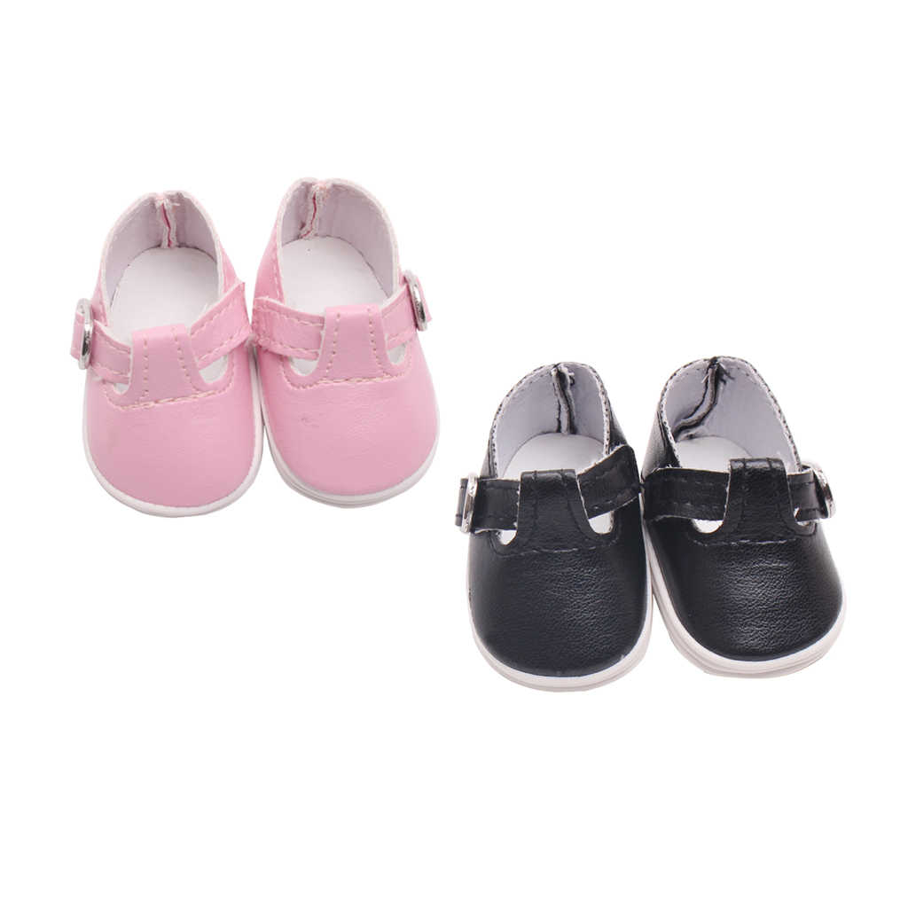 Dolls Shoes For Mel Chan Mellchan Baby Doll For 9 12inch Reborn Doll Stylish Flats Sneakers Pu Leather Aliexpress