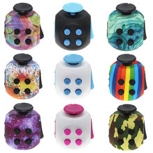 High Quality New Decompression Cube Sieve Dice Anti Stress Anxiety Fidget Toys Gifts For Autism ADHD Anxiety Relief Focus Kids