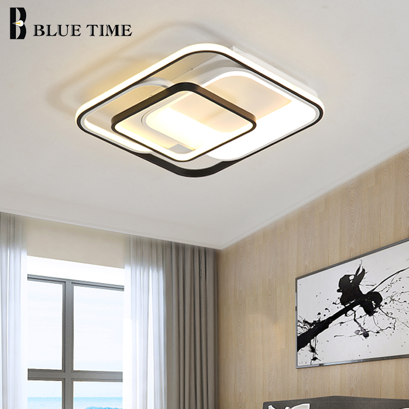 Rectangle Led Ceiling Lights For Living