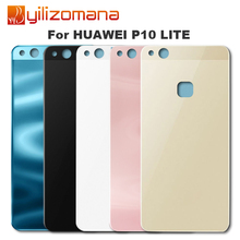 YILIZOMANA Back Battery Glass Cover For P10 Lite
