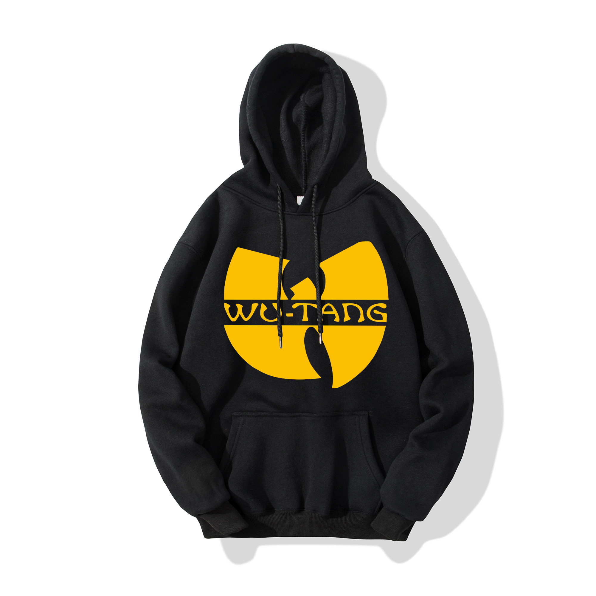 Wu Tang Clan Hoodie Fashion Hip Hop Band Logo Design Hoodies Fashion Hooded Long Sleeve Sweatshirt Rap Music Tops