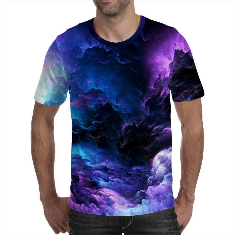 3D 아트 인쇄 남자 여자 T 셔츠 재미 있은 그림 Tshirt 여름 하라주쿠 짧은 소매 패션 힙합 Streetwear 3D 드로잉 T 셔츠